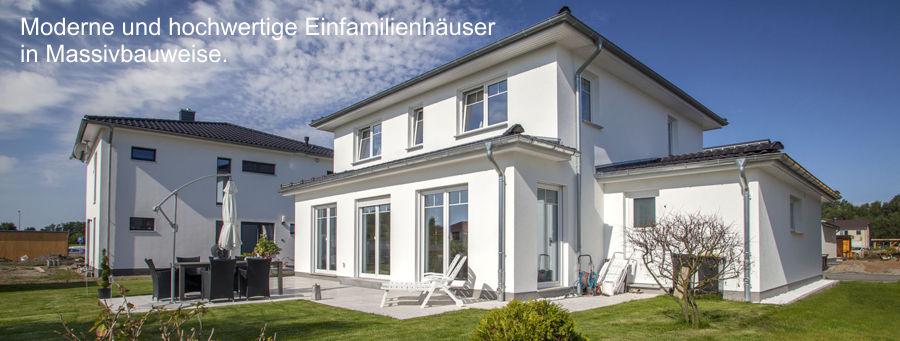 Hausbau in Rostock und Umgebung.